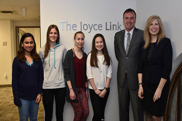 The Joyce Link