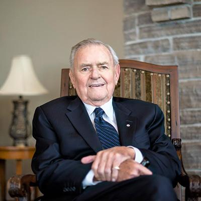 Ron Joyce, C.M. (1930-2019)