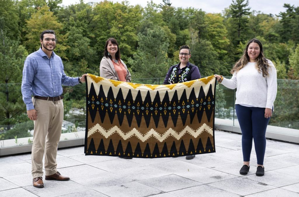 The Joyce Family Foundation Invests in Indigenous Student Success at Carleton